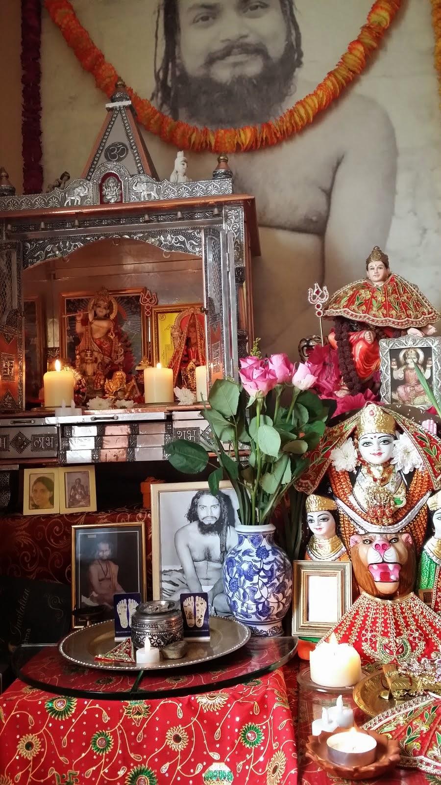 Durga Puja, Navarartri 2014