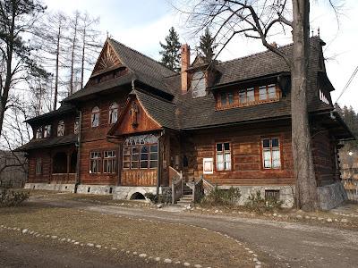 Arquitectura tradicional en Polonia