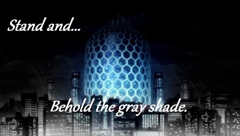 Behold the gray shade (polskie tłumaczenie No.6)