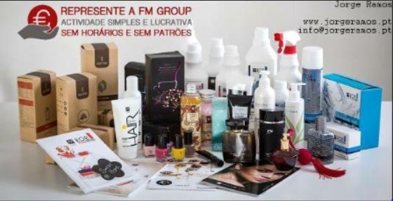 Quer Ser Parceiro FM Group?