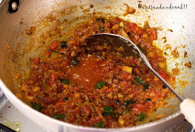 how to cook simple soya keema curry recipe