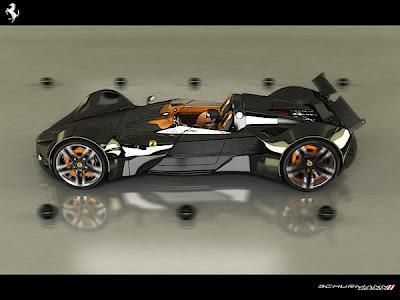 Beautiful Car Design Concept: New Car Concept Wallpaper