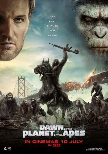 """PLANET OF THE APES"" (2014)"