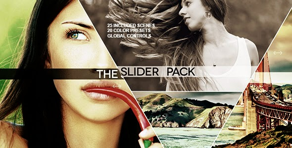 VideoHive The Slider Pack