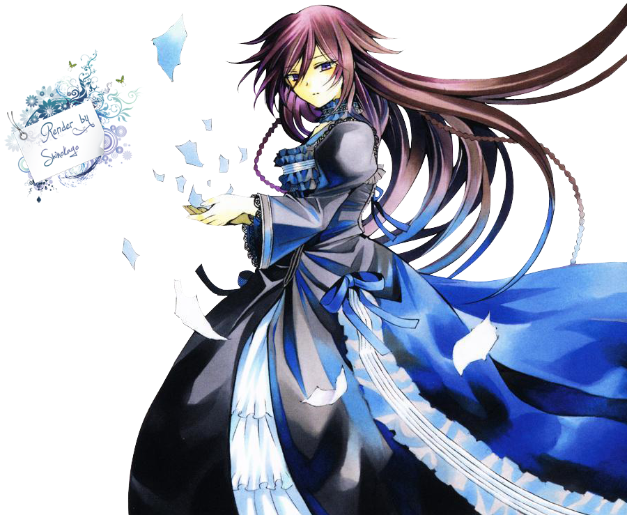 Render Alice + Pandora Hearts