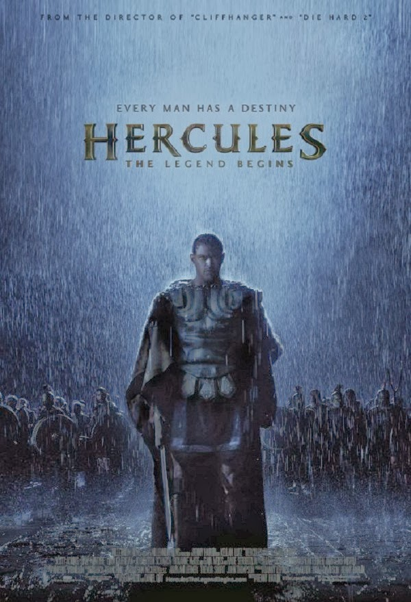 The legend of hercules movie poster