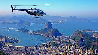 Um voo curto e inesquecível no Rio de Janeiro para você.