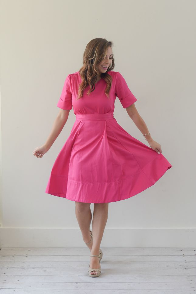 What to Wear & Serve at a Gender Reveal | The Mumsy Blog