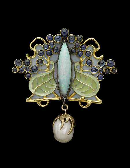 loveisspeed ren lalique art nouveau jewellery