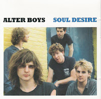 Alter Boys - Soul Desire +1 (1987, Big Time)