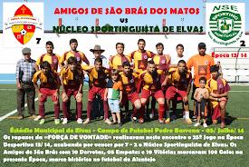 «AMIGOS DE SÃO BRÁS DOS MATOS» - 7 NÚCLEO SPORTINGUISTA DE ELVAS - 2