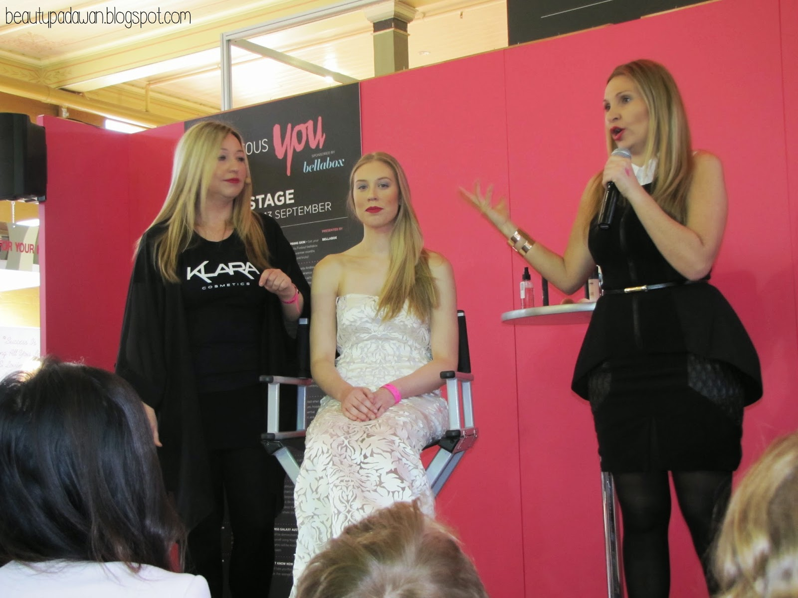 Beautiful You Australia 2014; Klara Cosmetics