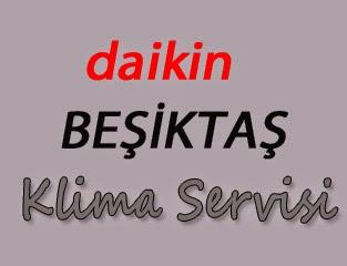 Daikin Beşiktaş Klima Servis