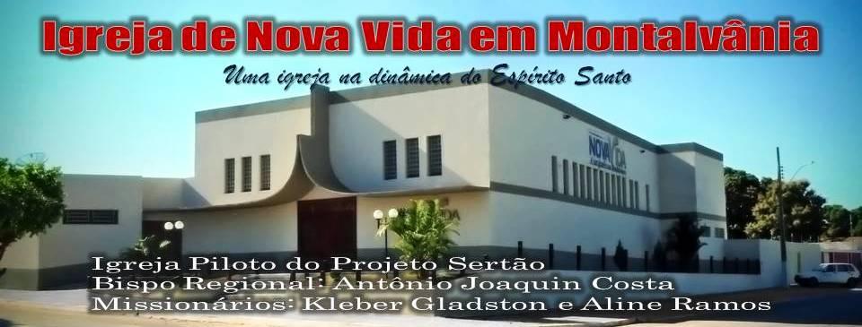 Igreja Nova Vida em Montalvânia