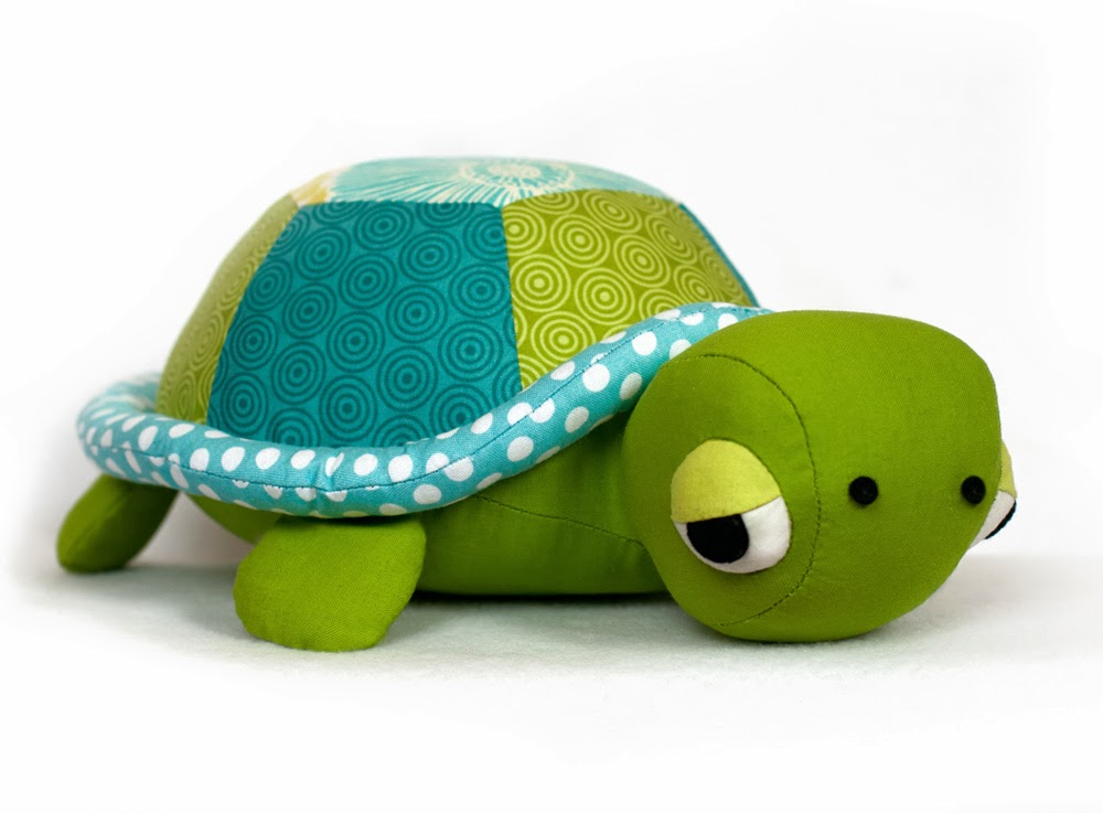 Turtle Toys For Turtles : Toy patterns by diy fluffies turtle tortoise sewing