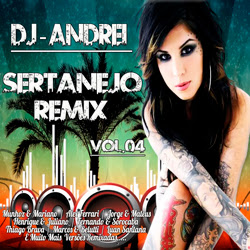 Sertanejo Remix Vol.04 (2013)