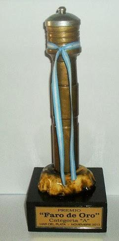 Premio Faro de Oro 2013