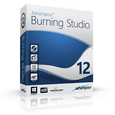 Ashampoo Burning Studio v12 Box