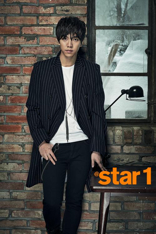 Lee Seunggi Majalah @Star1 03