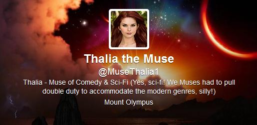 Thalia on Twitter