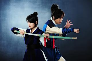 The Story of Kang Chi Korean Drama Love
