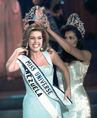 Alicia Machado Miss Venezuela
