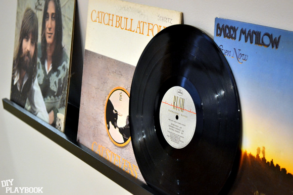 Record Albums: Vinyl Record Storage: Gift for my Brother | DIY Playbook