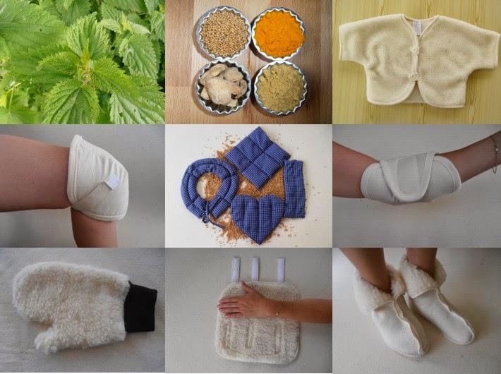 Reuma. Prírodné zábaly na zmiernenie reumatických a svalových bolestí.