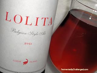 Lolita close-up