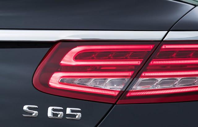 メルセデスAMG S65カブリオレ