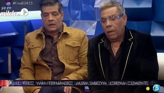 Los Chunguitos GH Vip España
