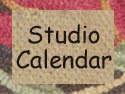 The Wooly Red Rug Calendar