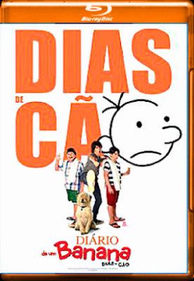 Filme Poster Diário de um Banana: Dias de Cão BDRip XviD Dual Audio & RMVB Dublado