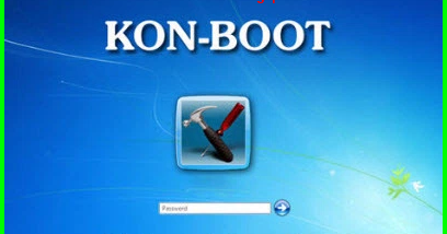 Kon-Boot 2.5 for Windows Bypass Lost Password Patch