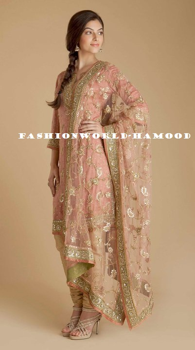 Ritu Kumar Churidar Fashion Designer Outfits