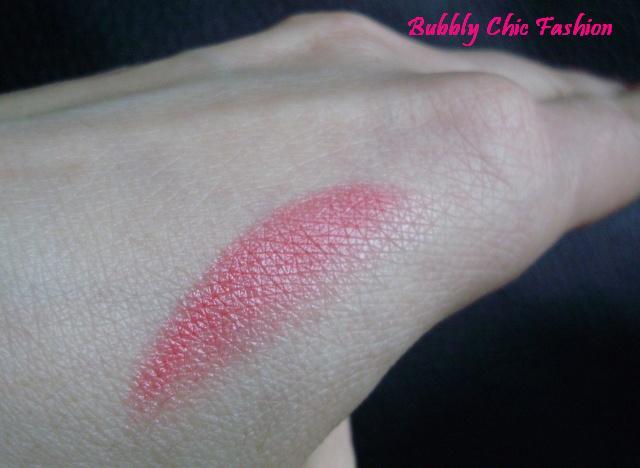 Oriflame Pure Colour Flora ruž pink coral bubbly chic fashion