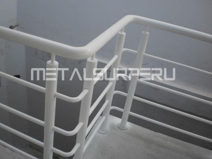 Techo de policarbonato drywall arequipa - Barandas escaleras modernas ...