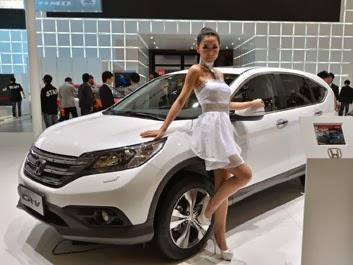 Honda CR-V Bandung