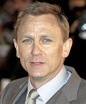 JAMES BOND DANIEL CRAIG COOL HAIR