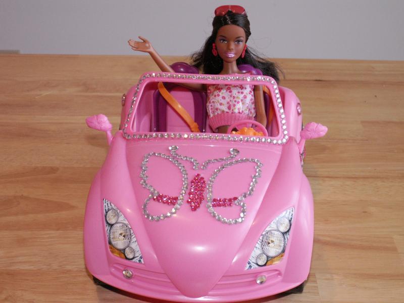 Nicki Minaj Car