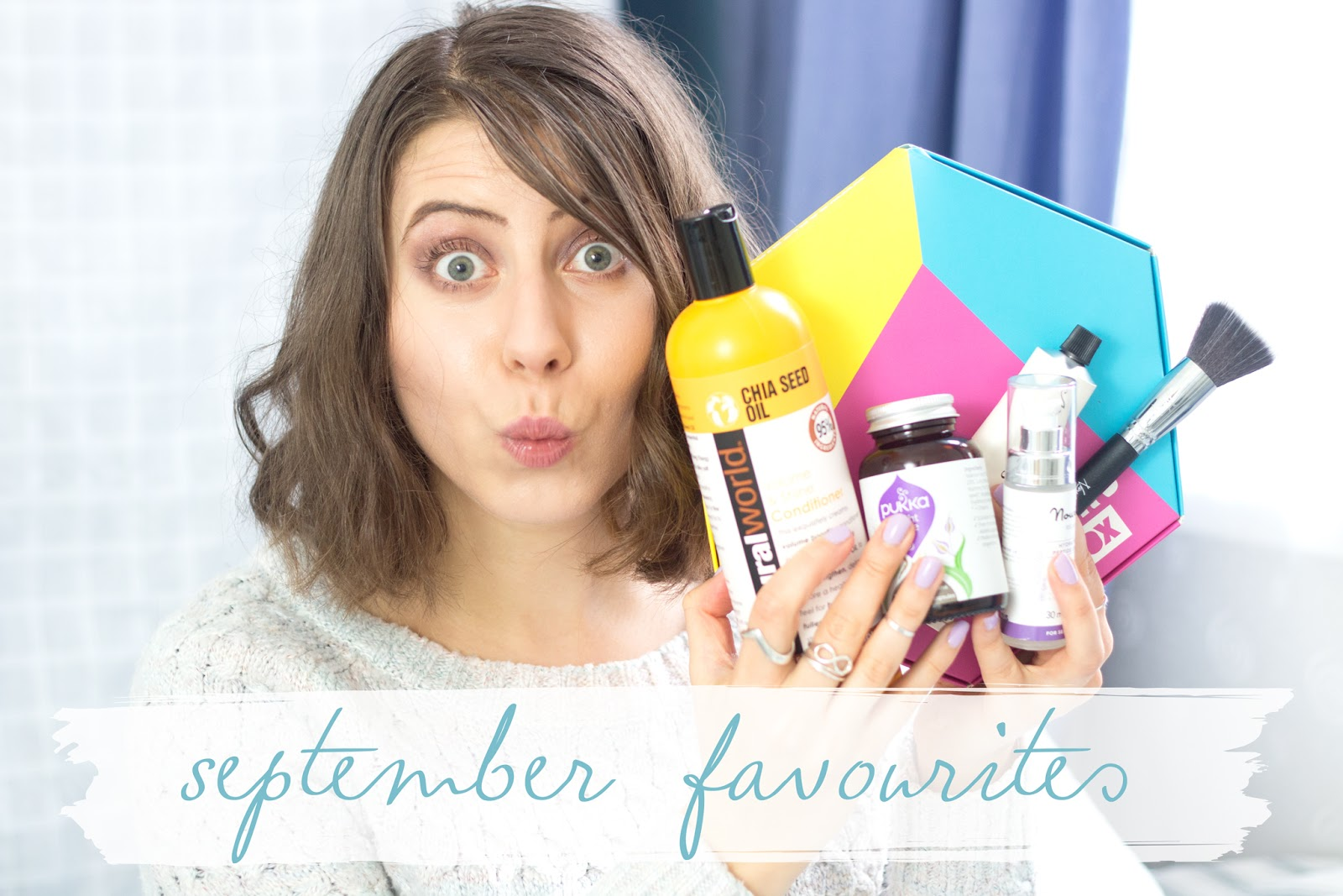 THE VIDEO: SEPTEMBER FAVOURITES