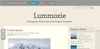 blogger lummoxie