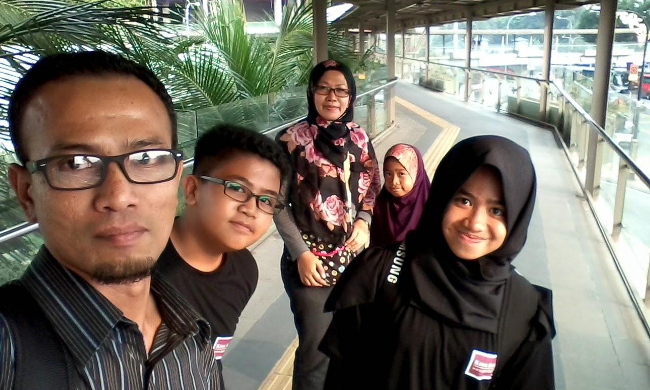 Sesi Bersama Bloggers, Karnival Membaca 1 Malaysia 2014, Perpustakaan Negara Malaysia, PNM, PWTC