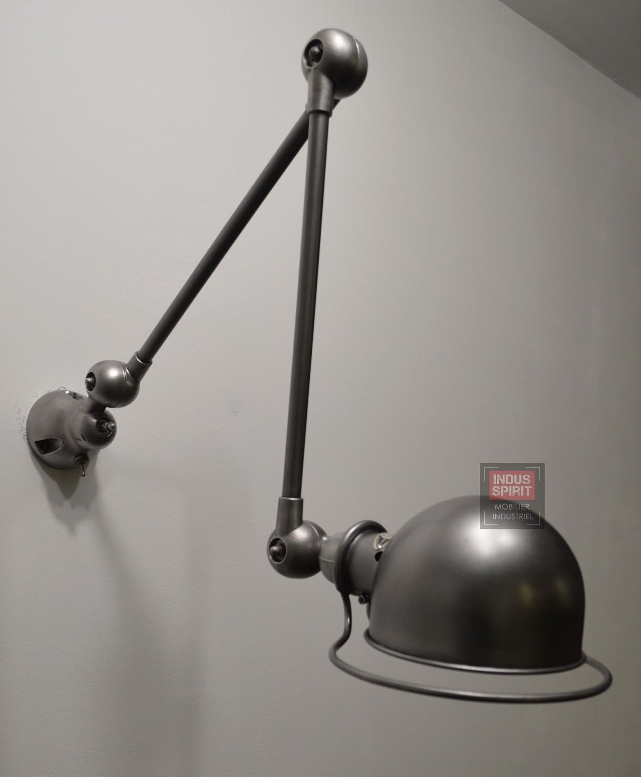 lampe jield deux bras. Black Bedroom Furniture Sets. Home Design Ideas