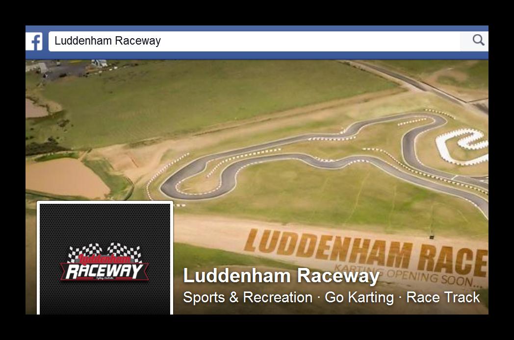 https://www.facebook.com/LuddenhamRaceway