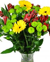 Bountiful flower by post