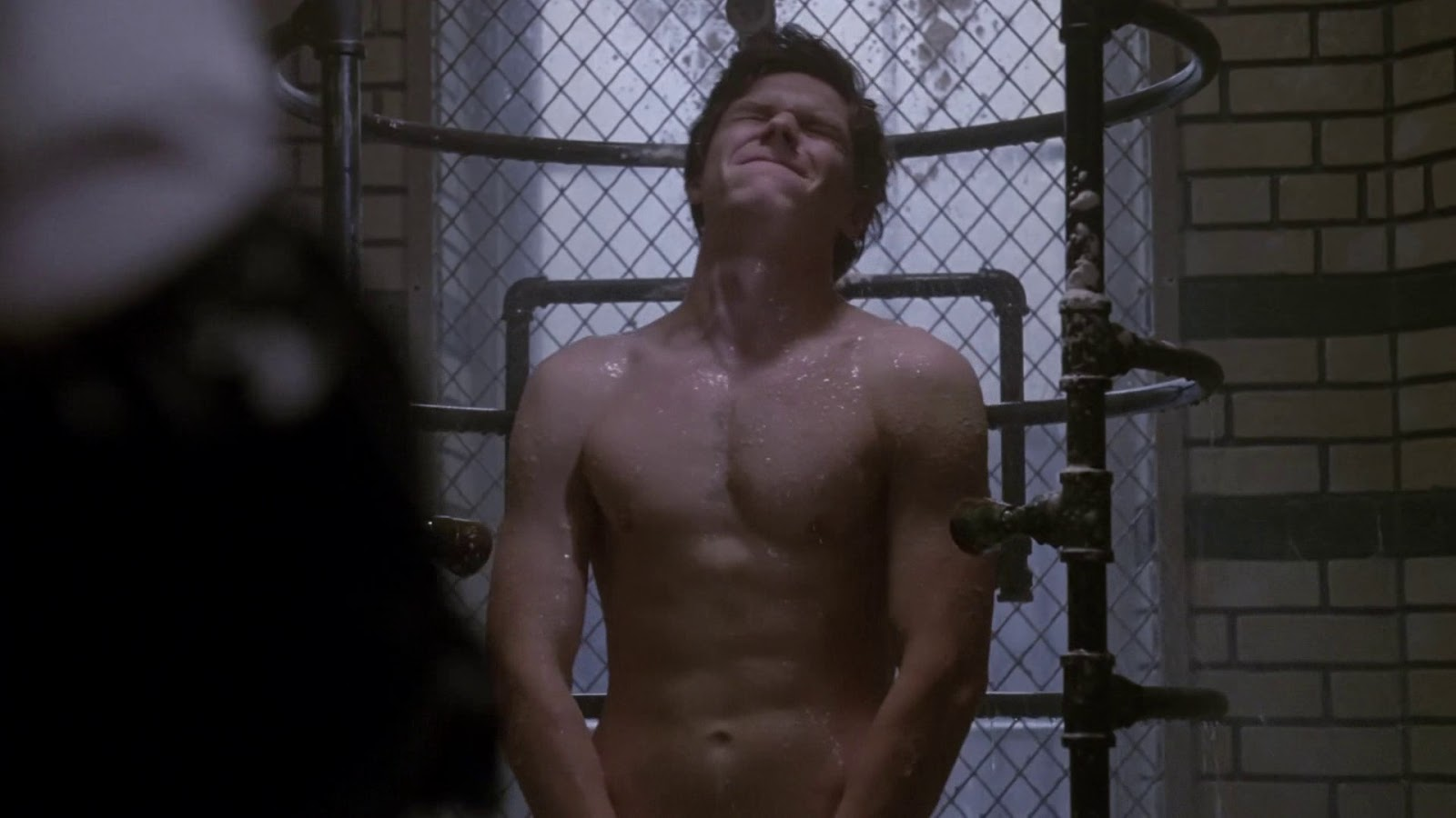 The Stars Come Out To Play: Evan Peters - Shirtless