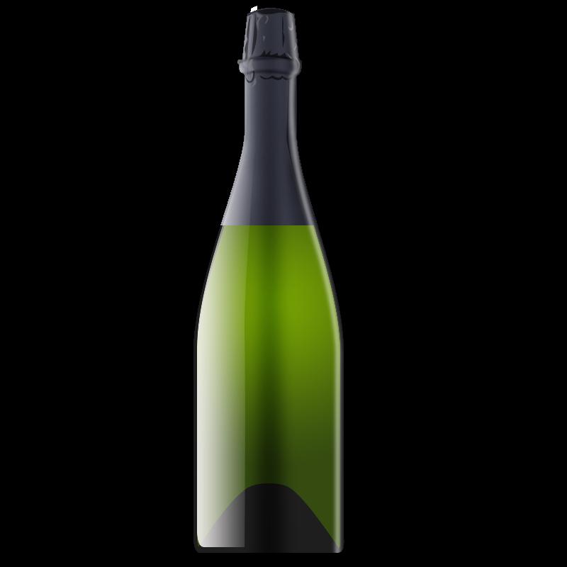 Tutorial Botella de Champagne, Cava o Sidra