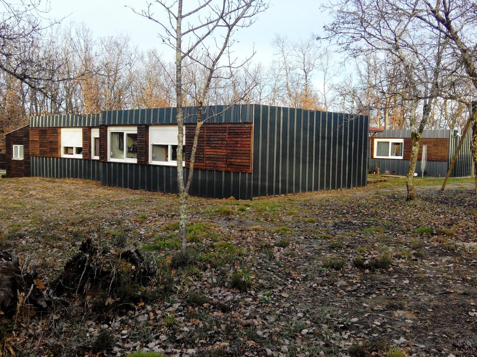 Le modulaire maison algeco for Algeco maison