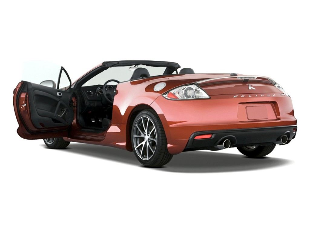 2012 mitsubishi eclipse spyder gt specs informations otomotif. Black Bedroom Furniture Sets. Home Design Ideas